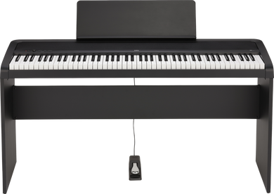 Korg B2 Digital Piano with Stand - Black