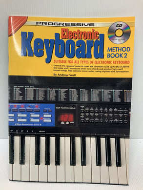 Progressive - Electronic Keyboard - Method Book 2