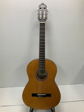 Valencia - Nylon String Guitar - Full Size Hybrid Natural
