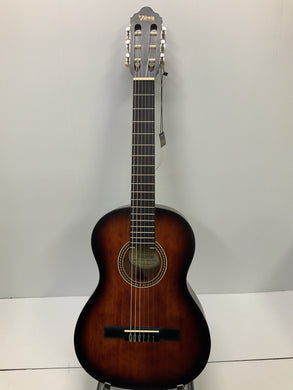 Valencia - Nylon String Guitar - 3/4 Sunburst