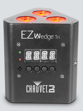 Chauvet DJ EZWedge Tri Battery-operated LED Wash Light