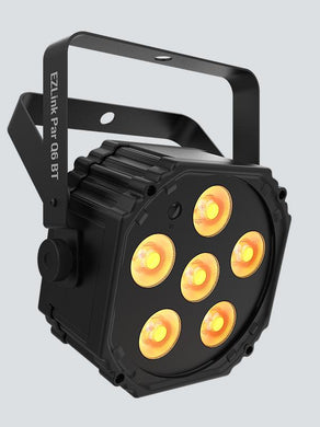Chauvet DJ EZLink Par Q6 BT Wireless LED Wash Light
