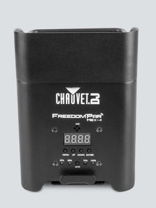 Chauvet DJ Freedom Par Hex-4 Wireless LED Par Light_2