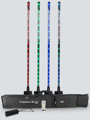 Chauvet DJ Freedom Stick Pack LED Stick Light