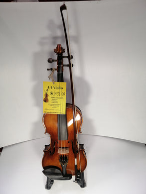 S.Albert copy of Stradivarius 4/4 Violin