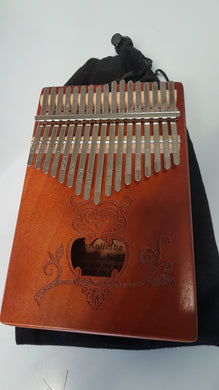 Kalimba 17 note. Amazing tone