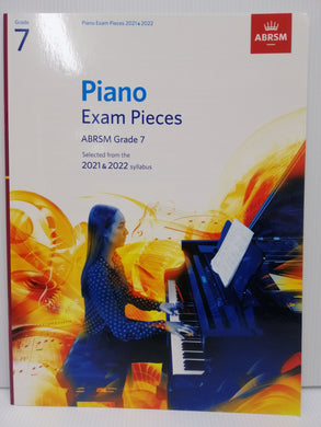 ABRSM - Piano Exam Pieces 2021-2022 - Grade 7