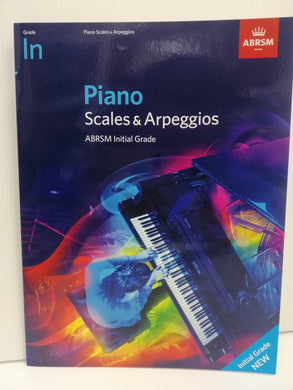 ABRSM - Piano Scales & Arpeggios - Initial