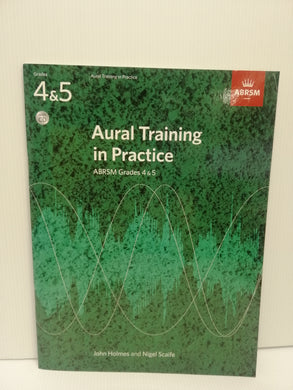 ABRSM - Aural Training in Practice - Grades 4 & 5