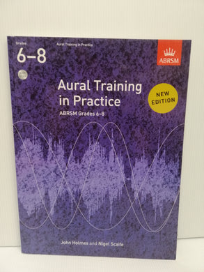 ABRSM - Aural Training in Practice - Grades 6-8