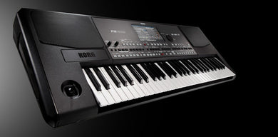 Korg Pa 600 Professoinal Arranger Keyboard - Black