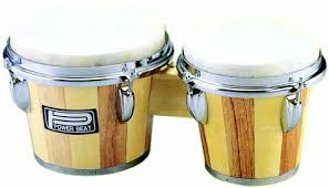 Tuneable Bongos Power Beat