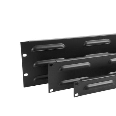 Louvered Rack Panel R1268/3UVK