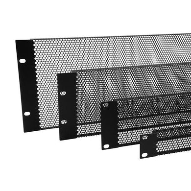 Perforated Rack Panel R1289/4UVK