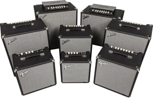 Bass Amplifier: FENDER Rumble 100