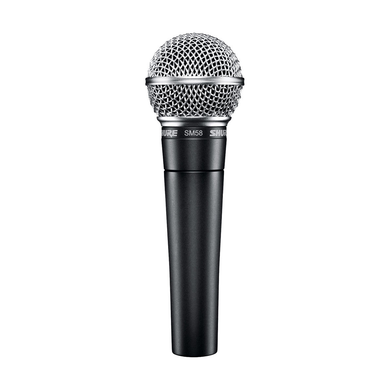 SHURE SM58 Legendary Vocal Microphone