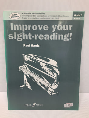 Faber - Improve Your Sight-Reading - Grade 6
