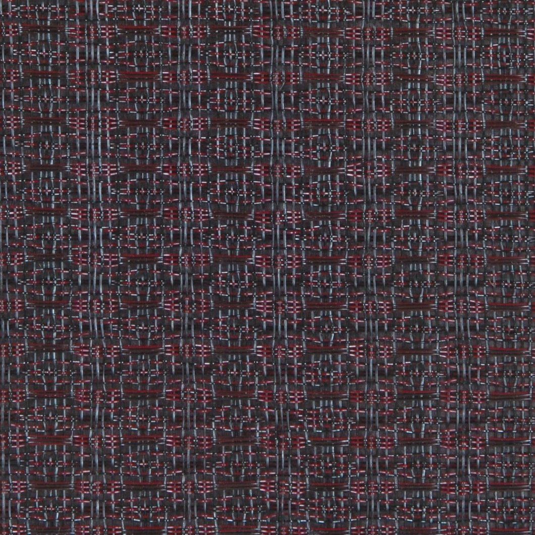 Mellotone Grill Cloth - Oxblood Red