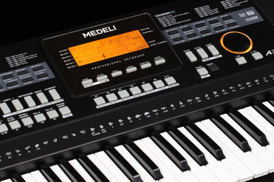 Medeli A300 Electronic Keyboard - 61 Key Touch Sensitive
