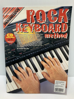 Progressive - Rock Keyboard method