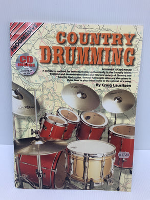 Progressive - Country Drumming