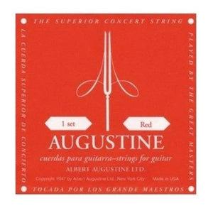 AUGUSTINE STRINGS RED LABEL
