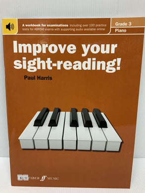 Faber - Improve Your Sight-Reading - Grade 3
