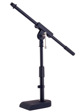 Hamilton Low Microphone Boom Stand - Weighted Base