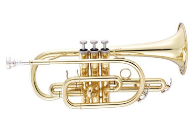 JOHN PACKER JP071 JP Bb Cornet