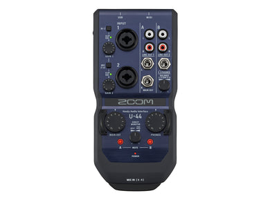 Zoom U-44 Handy Audio Interface