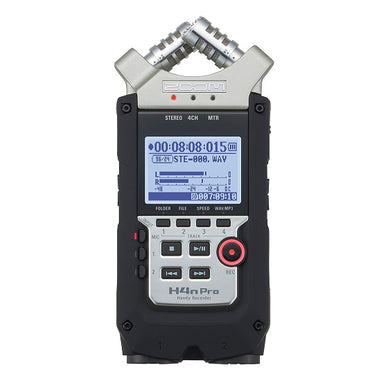 Zoom H4n Pro Handy Audio Recorder
