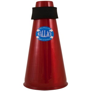 WALLACE Aluminium french horn compact practice mute