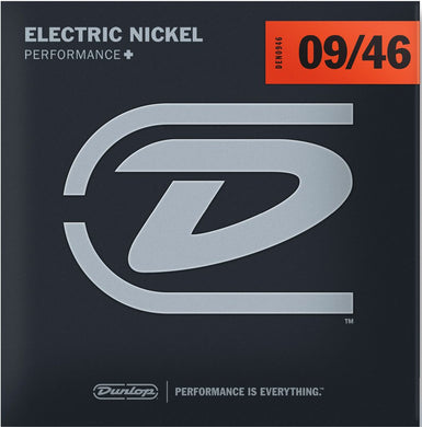 Dunlop Nickel Wound Electric Guitar Strings DEN0946 Lt/Heavy 9-46