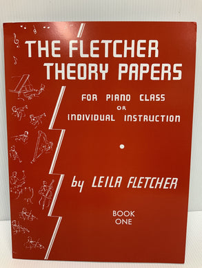 The Fletcher Theory Papers -  Book One by Leila Fletcher