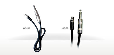 JTS Wireless Mic Accessory Guitar Cable TS > TAF4 100cm