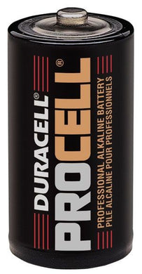 Procell Alkaline Battery 1.5V C Size 72 Pack