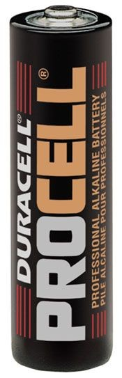 Procell  Alkaline Battery  1.5V AA Size  144 Pack