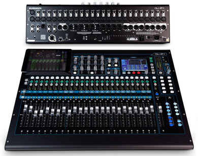 Allen and Heath QU24 Digital Mixer