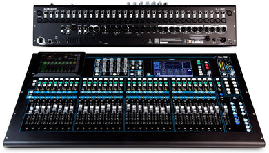 Allen and Heath QU32 Digital Mixer