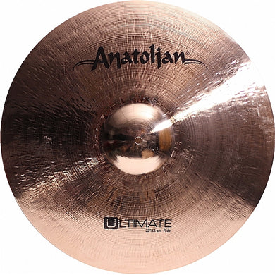 Anatolian Cymbal Crash 19