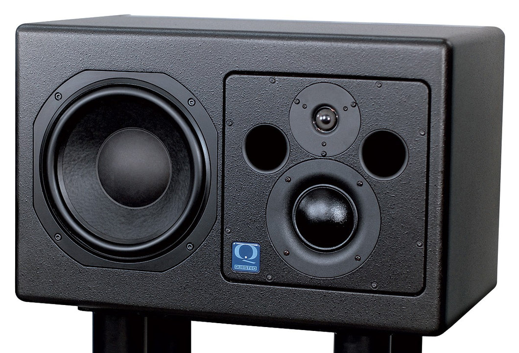 Quested Studio Monitor Active 3 Way Mid-field Main Monitor