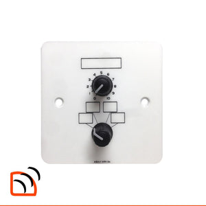Ashly Single Volume Control & Preset Switch