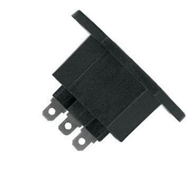 Proel 10A Mains Connector IEC Panel Mount FEMALE