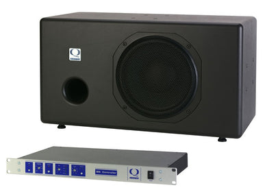 Quested Bass Studio Monitor Active 1 x 10