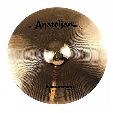 Anatolian Cymbal Crash 17