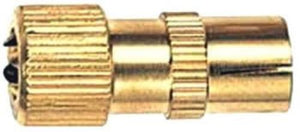 TV Coaxial Connector  Cord Plug  FEMALE