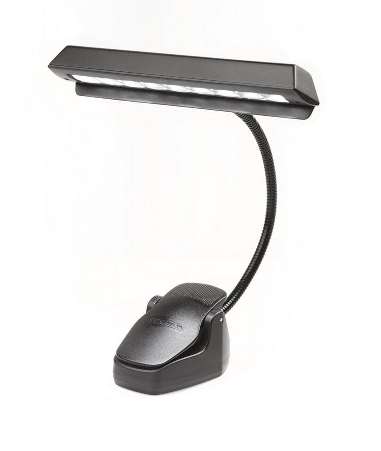 Proel Music Stand Light Double Gooseneck Clamp LED