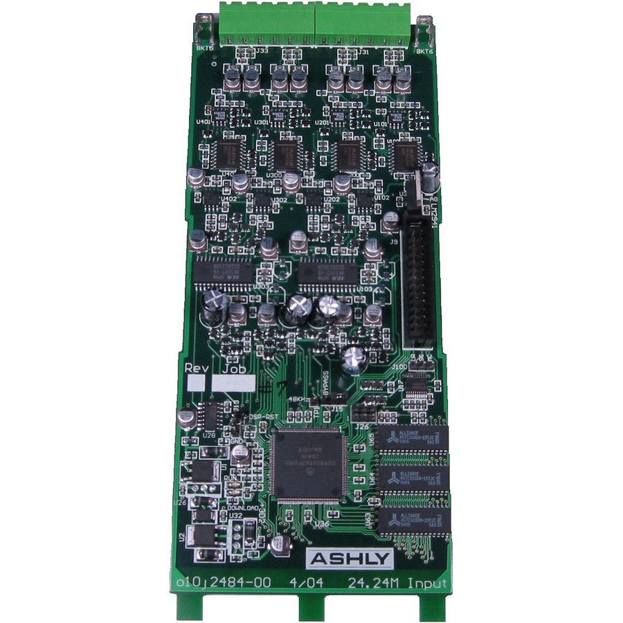 Ashly 4-Output Card for NE24.24M Protea DSP Audio Matrix
