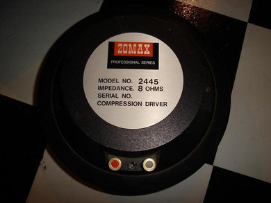 Zomax Horn Driver 2