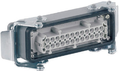 Harting Connector HART 24 Panel Mount FEMALE